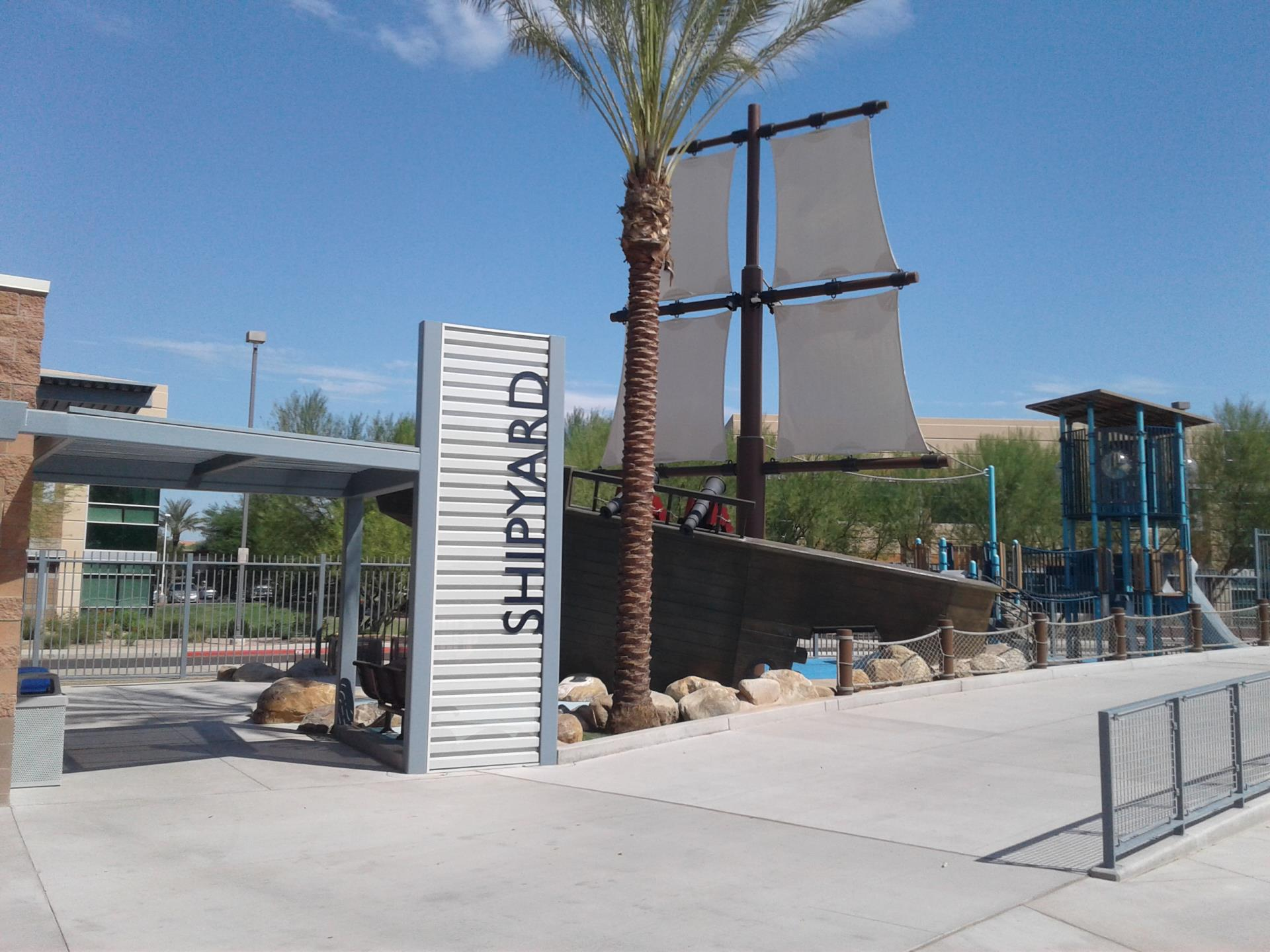 The Cove at Peoria Sports Complex