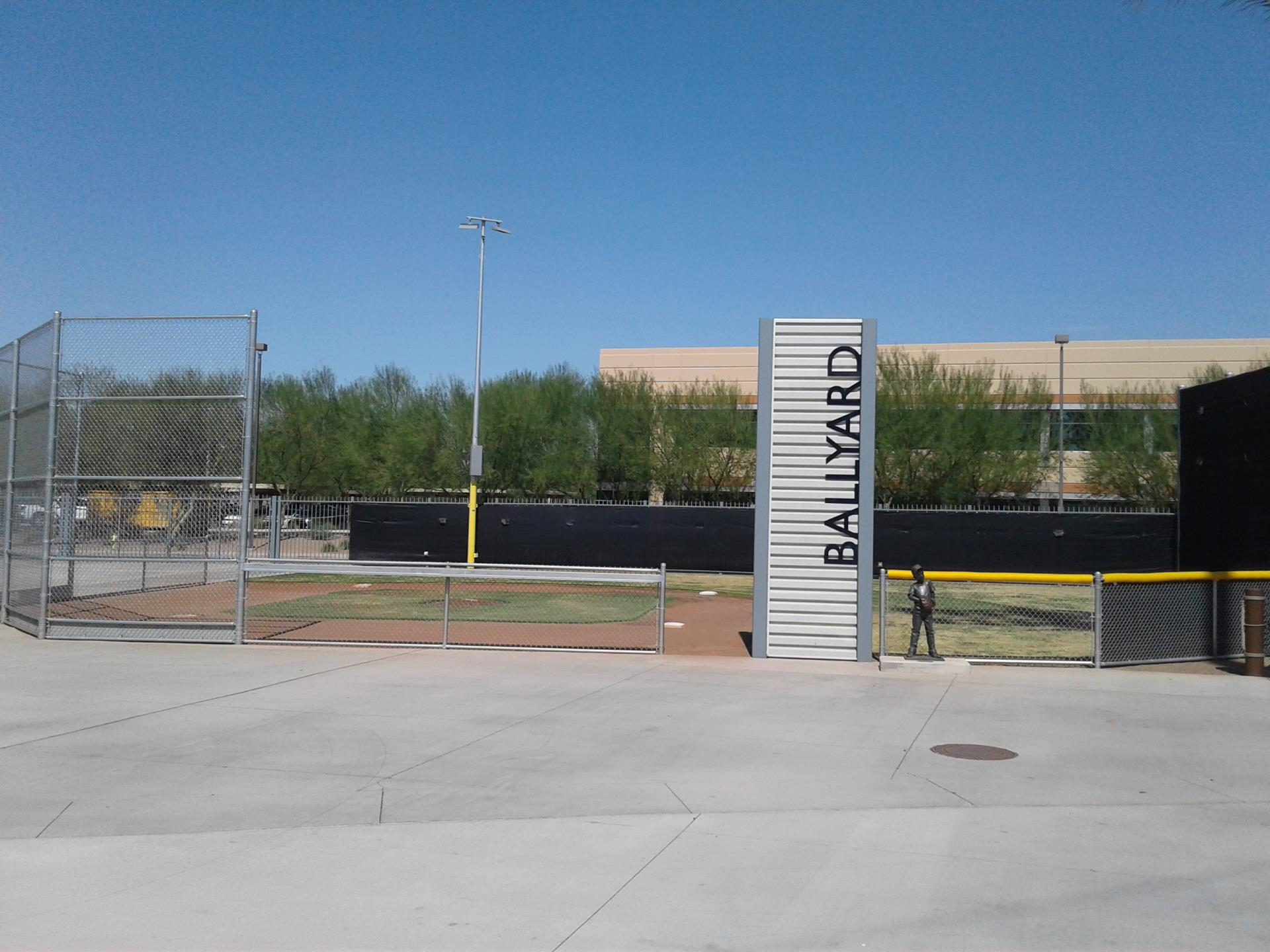 The Ballyard at Peoria Sports Complex