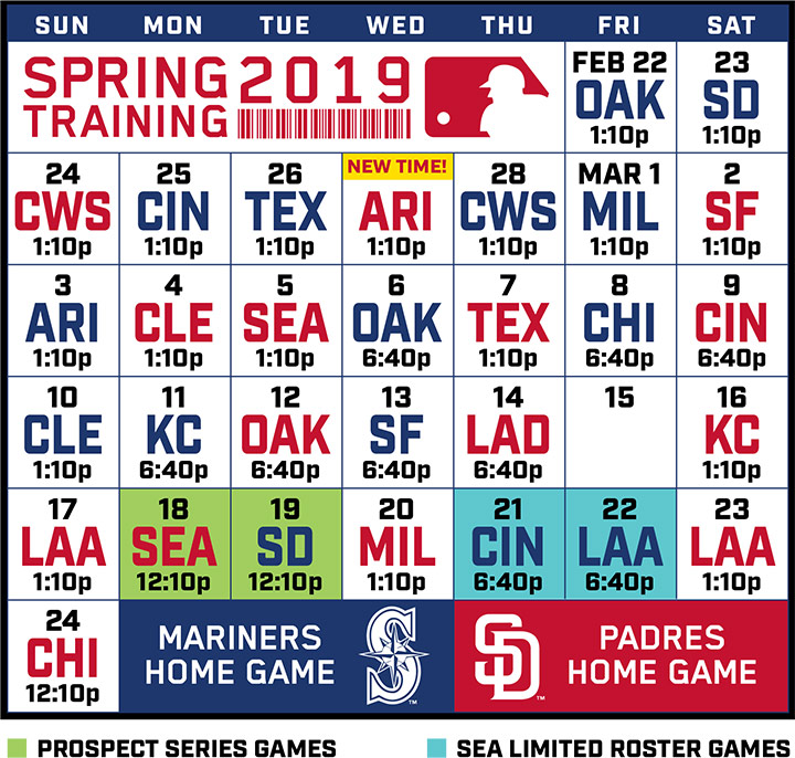 Game Schedule Peoria Sports Complex