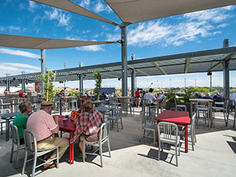 Terrace at Peoria Sports Complex